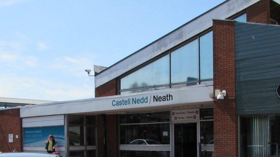 Neath Railway Station