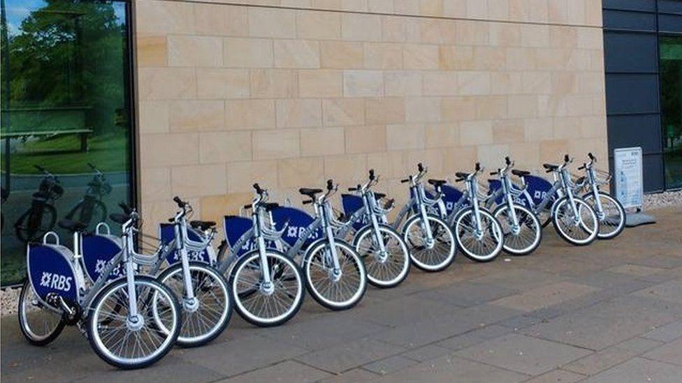 RBS bikes