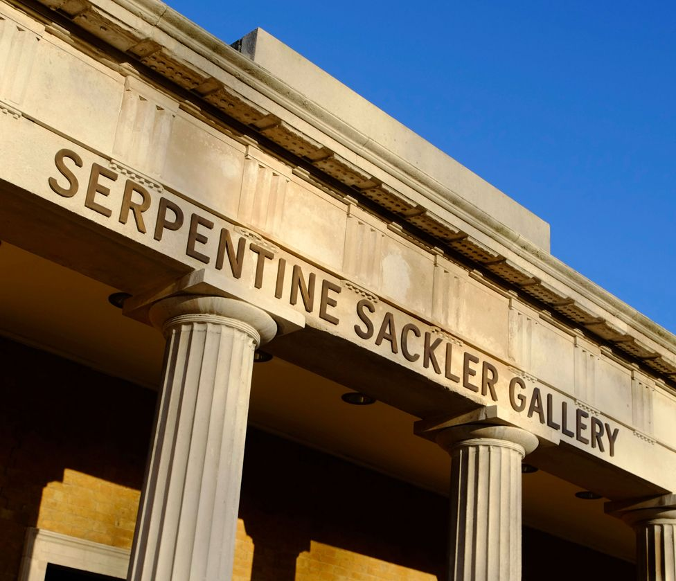 Sackler Gallery at the Serpentine