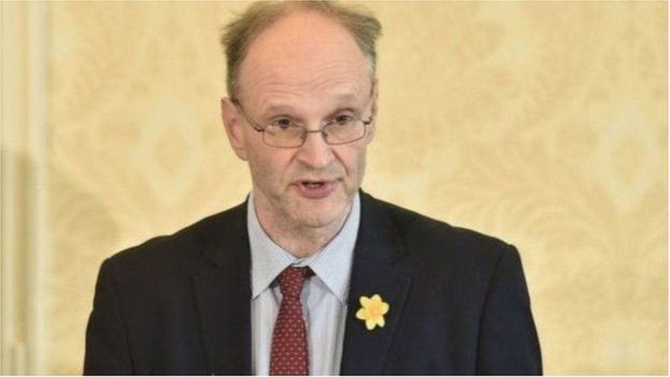 Education Minister Peter Weir has been asked to clarify what support is available for special school pupils