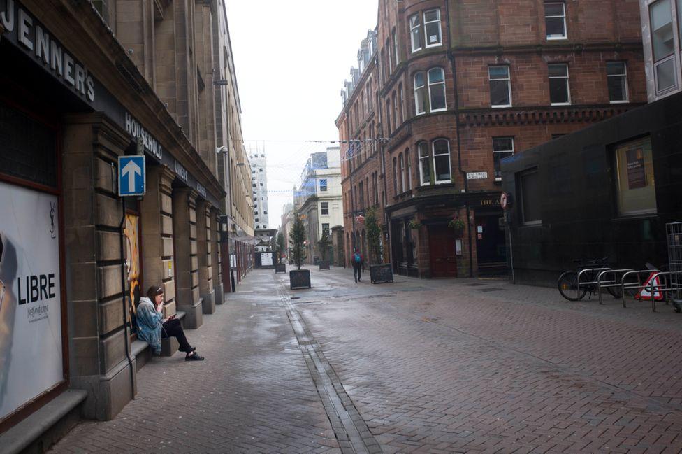 Empty Rose Street