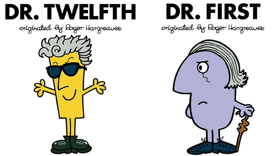 Dr Twelfth and Dr First