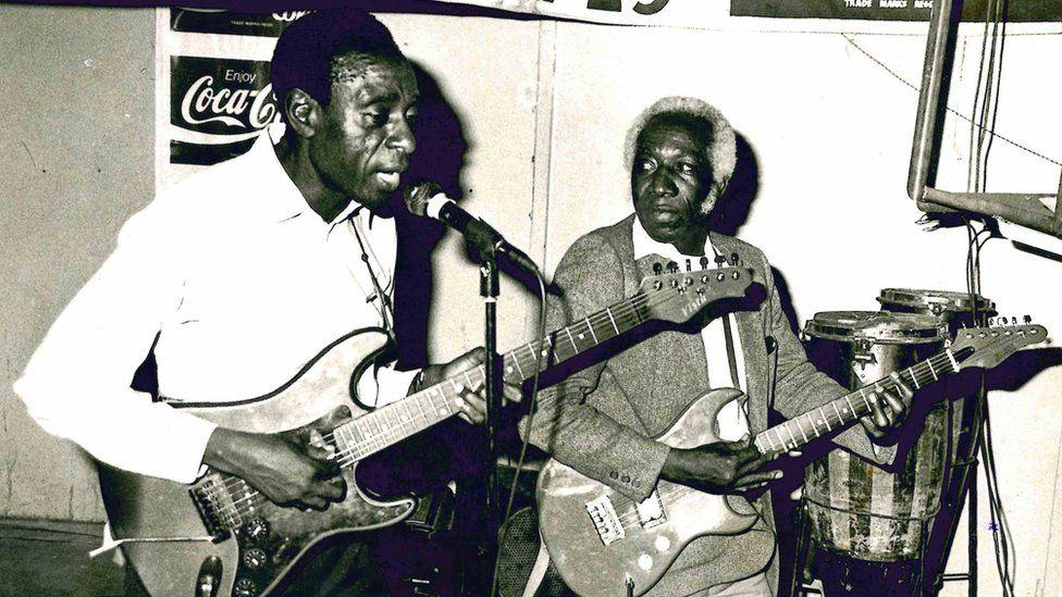 John Nzenze and Daudi Kabaka