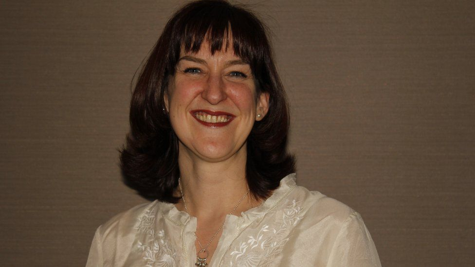 Ros Toynbee, director of The Career Coach