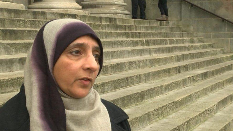 Professor Ghazala Mir