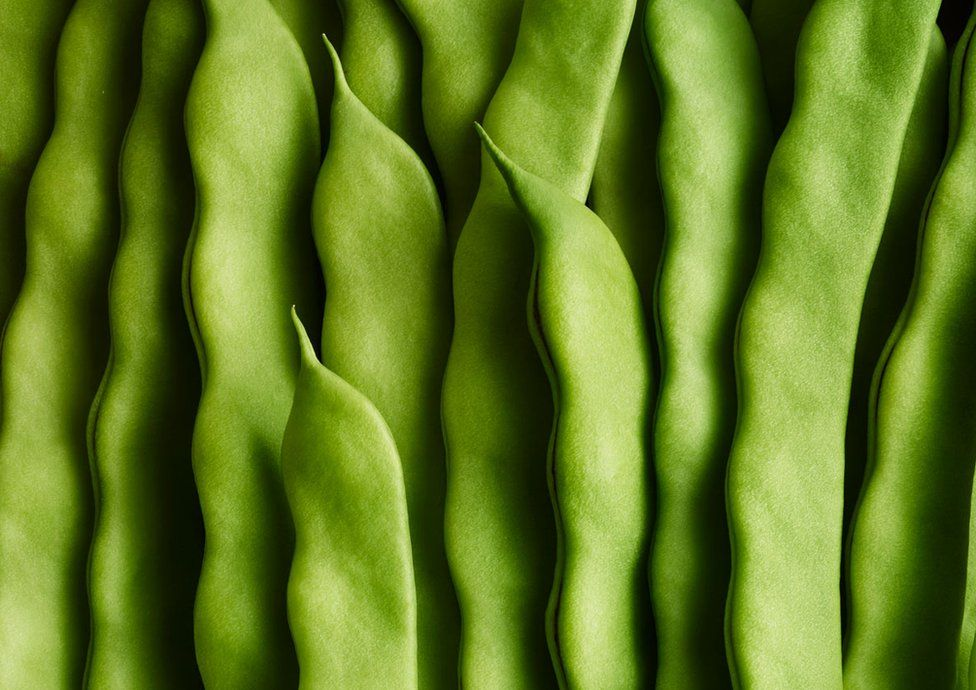 Some green beans