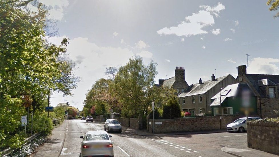 Lanark Road, Edinburgh