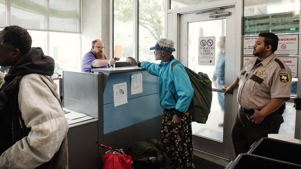 Austin Resource Center for the Homeless (ARCH) is run by Front Steps and provides help and lodging