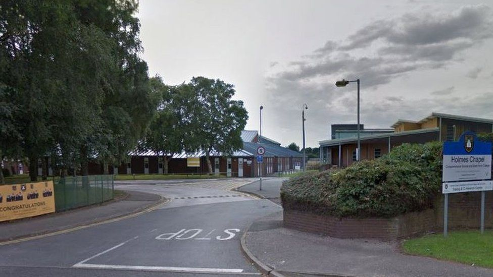 Holmes Chapel Comprehensive School