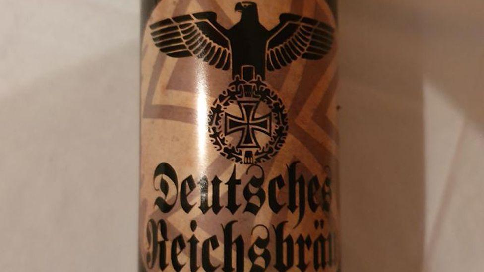 German police probe Nazi-style beer brand