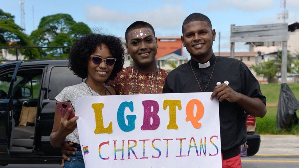In 2018, Guyana hosted its first Gay Pride parade