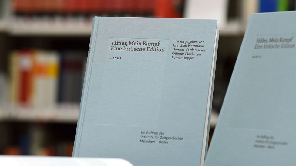Scholarly edition of Mein Kampf, 8 Jan 16