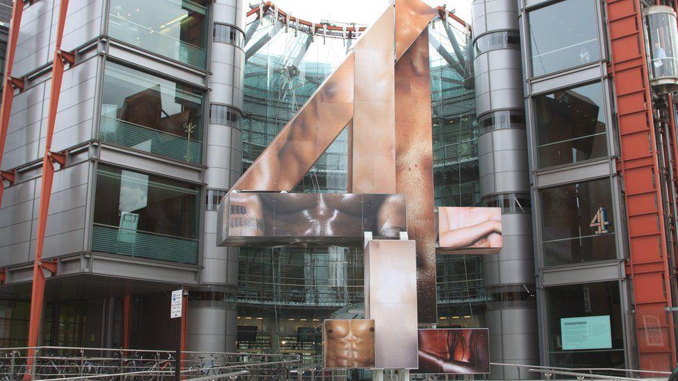 Channel 4 Lonodn headquarters