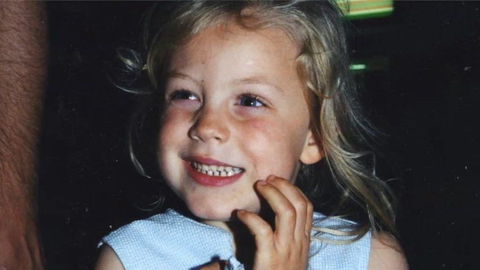 Natasha while young
