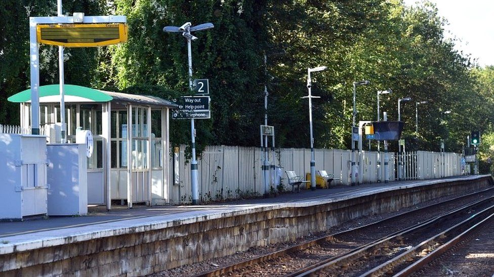 East Dulwich station