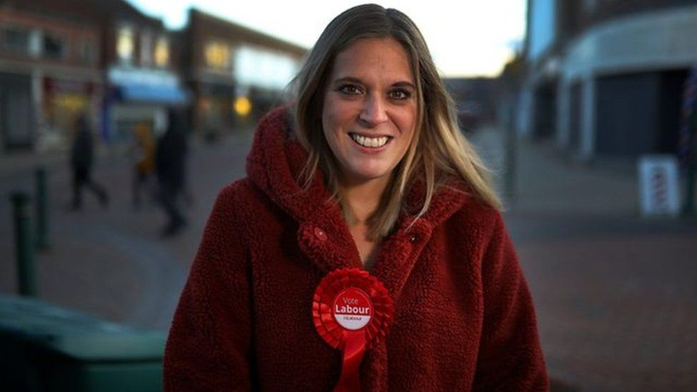 Former Labour MP Laura Smith