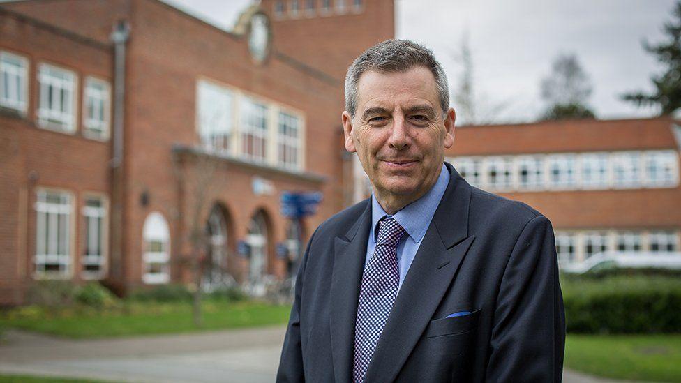 Professor David Green