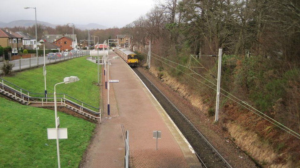 Balloch Station