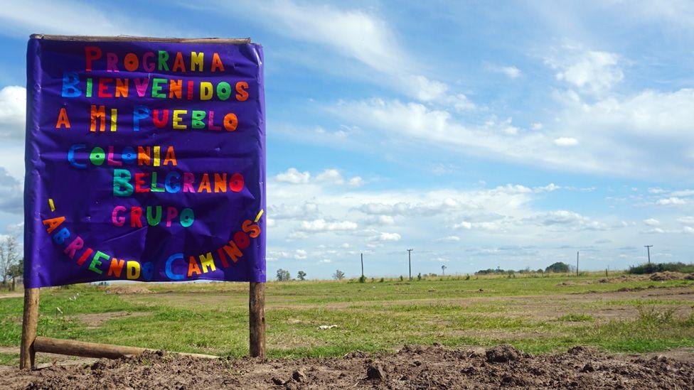 A cidade argentina que está oferecendo terras para atrair moradores