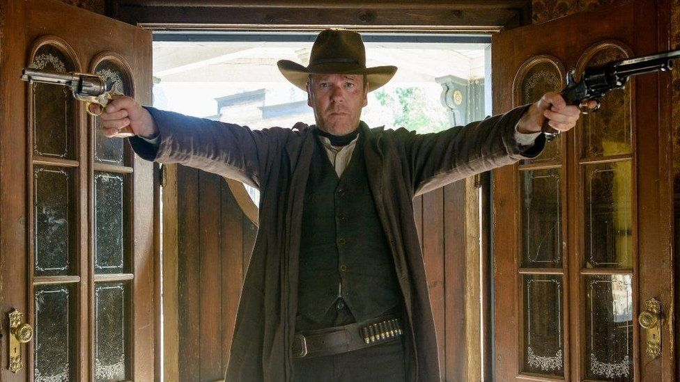 Keifer Sutherland in Forsaken