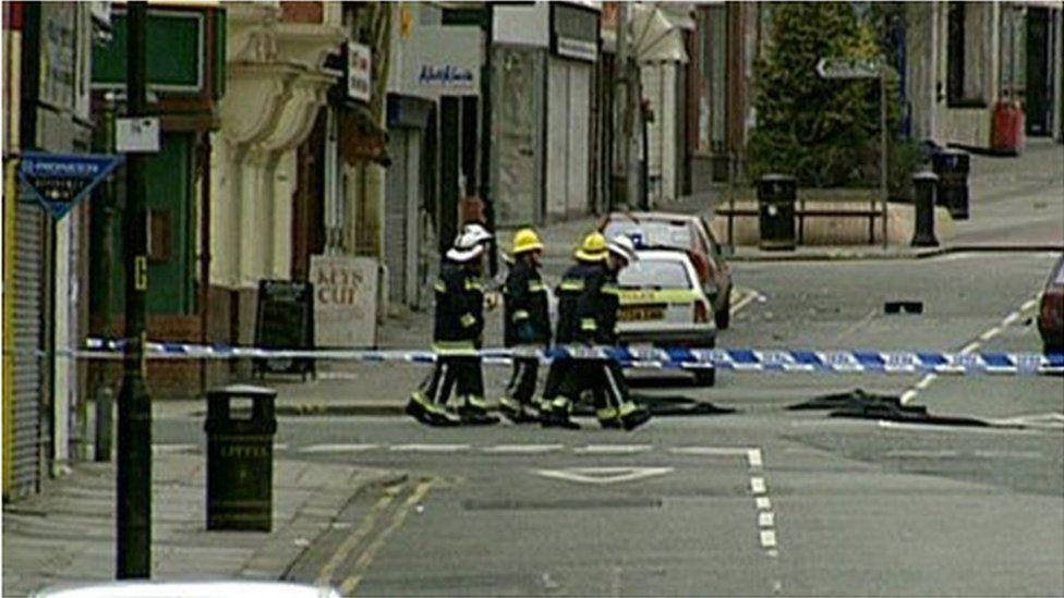 Warrington bomb