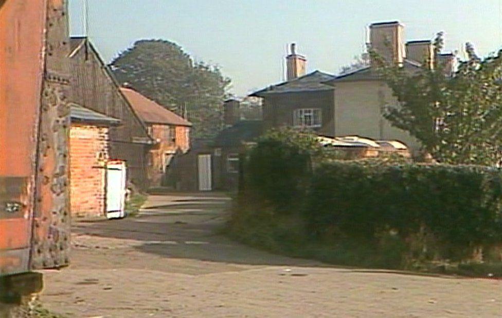 Simkins Farm, in 1987