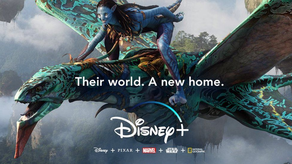 new show on Disney+