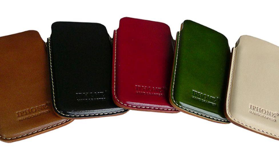 IPHONE leather handphone cases