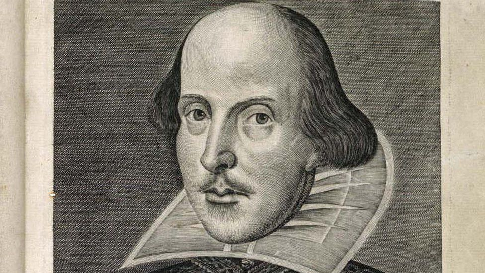 Title-page of Shakespeare's First Folio