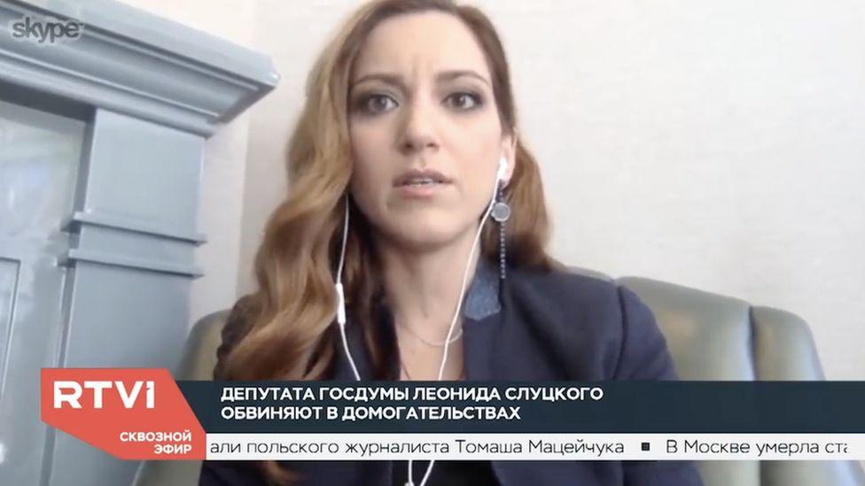 Yekaterina Kotrikadze