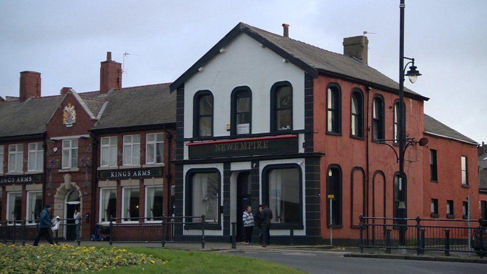 The New Empire pub