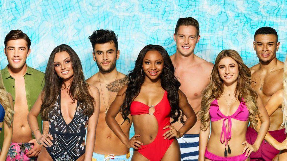 Love Island 2018 contestants