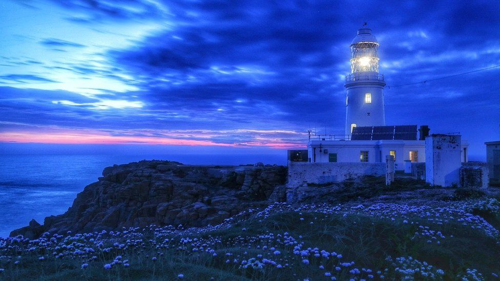 Lighthouse life: 'We are so lucky to be doing this job