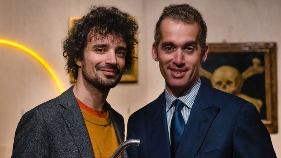 The Strokes: A tale of two Fabrizio Morettis