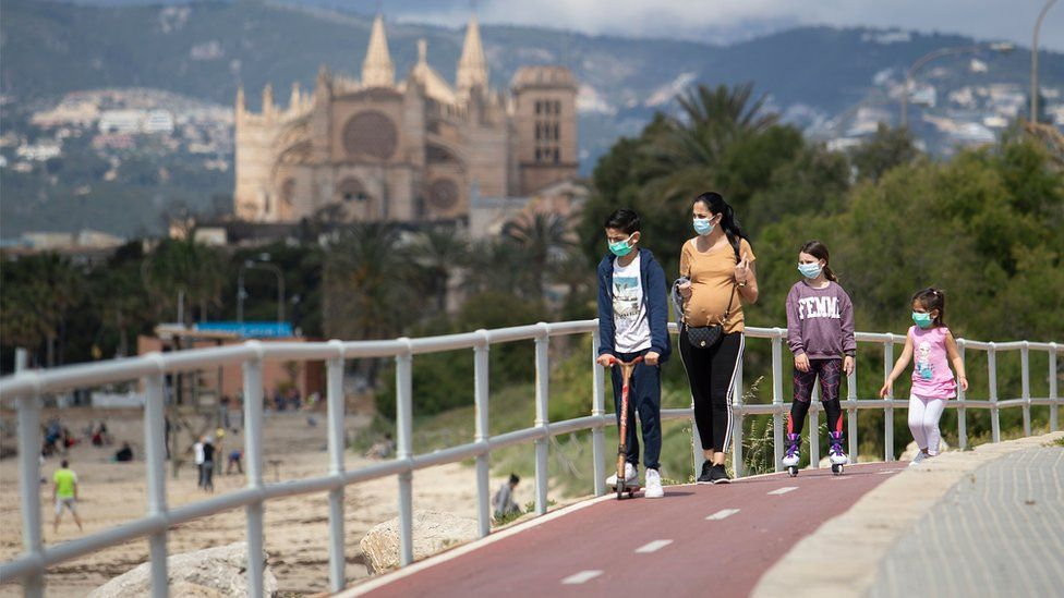 Coronavirus: Summer holidays abroad possible, German official says - BBC  News