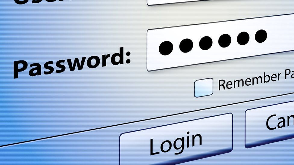 A password entry prompt