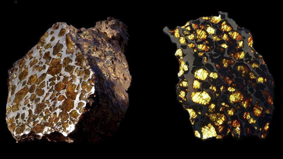 Lo que revela sobre la Tierra uno de los más raros y hermosos meteoritos descubiertos en Chile hace casi 200 años