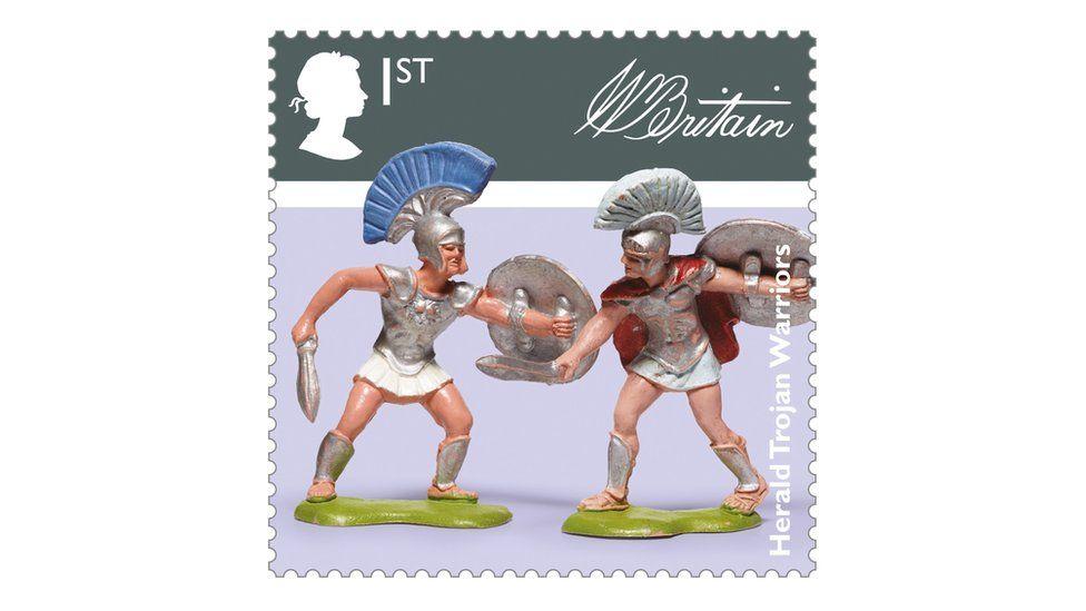 W Britain soldiers