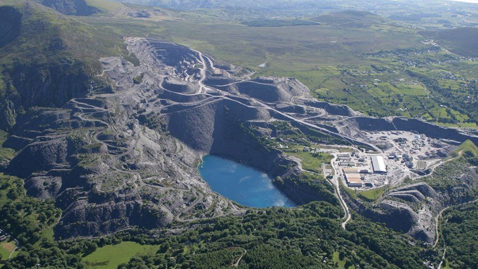 Chwarel Penrhyn quarry