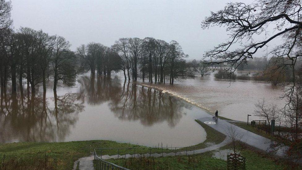 Rickerby Park, Carlisle