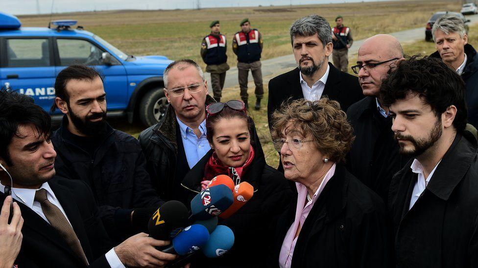 İtalyan milletvekilleri: AB, Türkiye'yle ilişkileri dondurmamalı