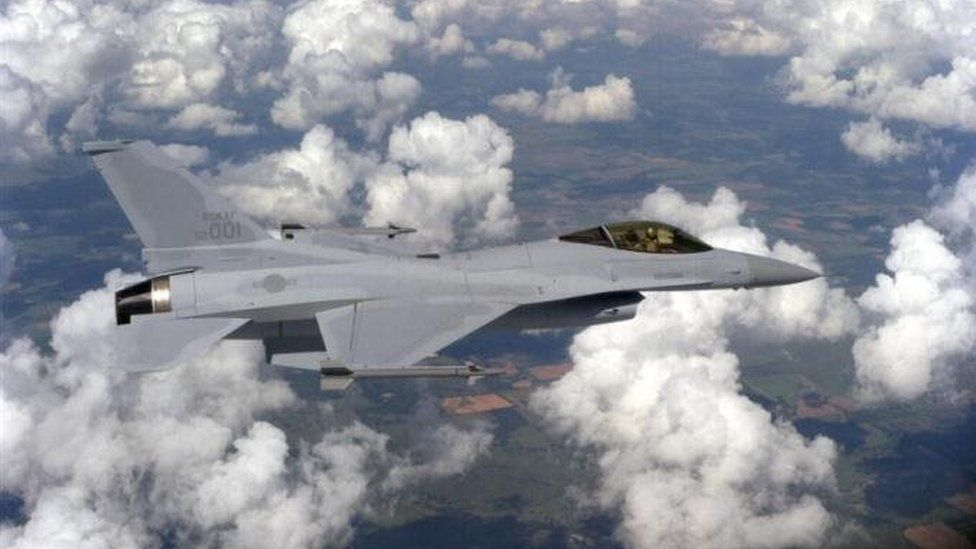 China threatens sanctions over US-Taiwan F-16 fighter plane deal