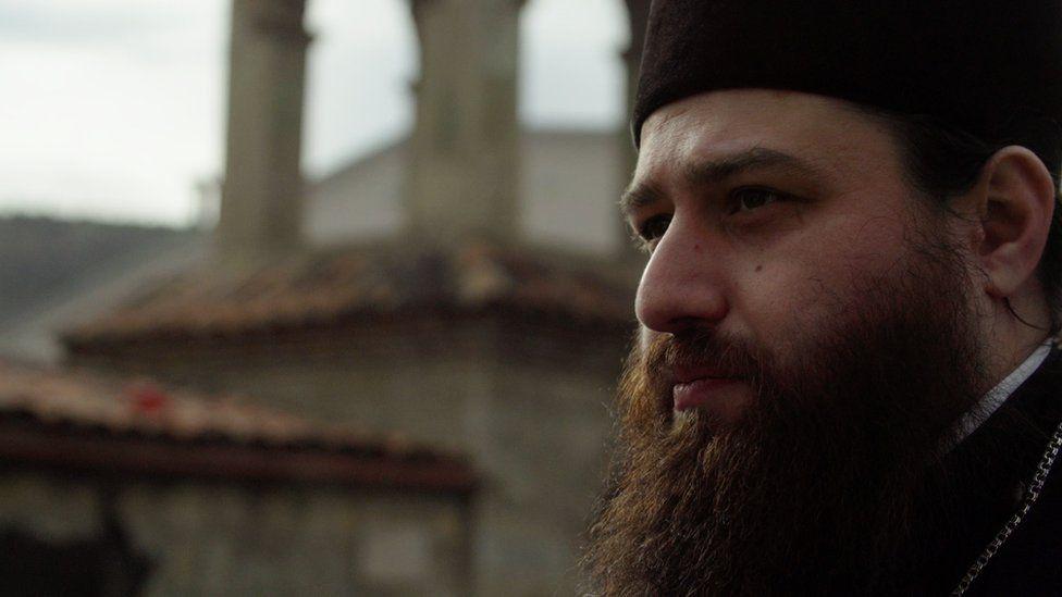 Father Andria Saria, Georgian Orthodox Church