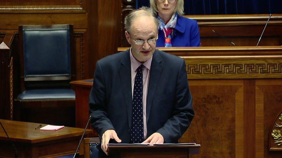The Education Minister Peter Weir has now announced how results will be provided