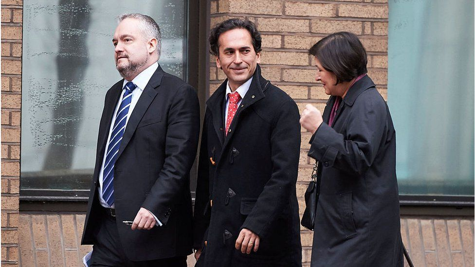 Former Barclays trader Philippe Moryoussef