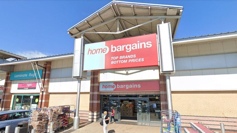 Home Bargains in Trafford