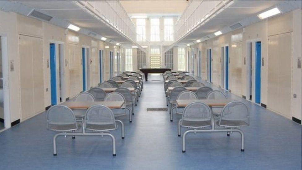 Jurby prison