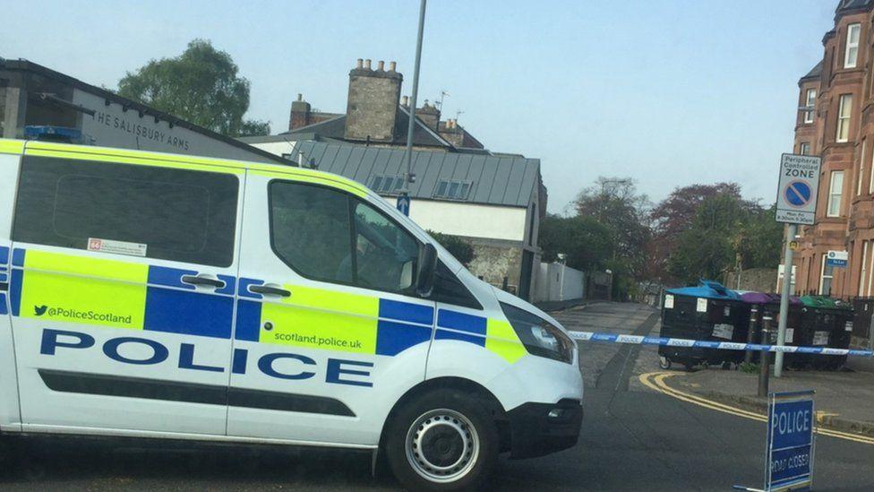 Salisbury Road Pic: Angie Brown