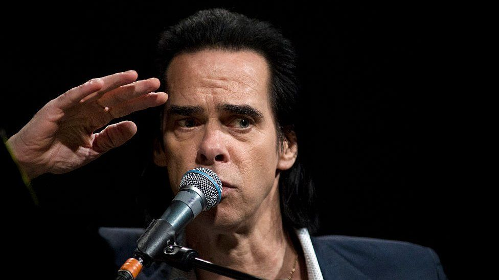 Nick Cave gives unreleased lyrics to fan with writer's block