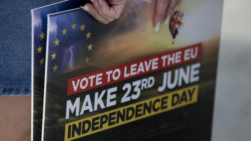 Leave.EU placard